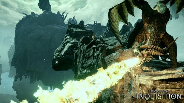 PC Spiele im Test - Kampf gegen Drachen