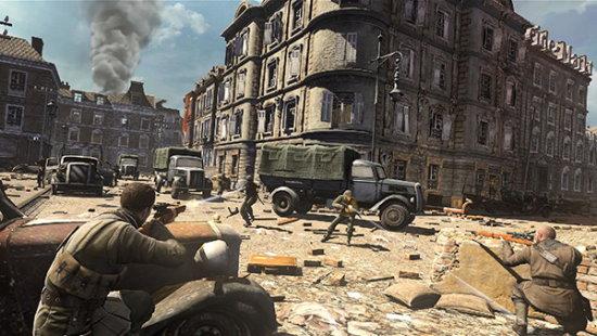 PC Spiele im Test - Sniper Elite 3