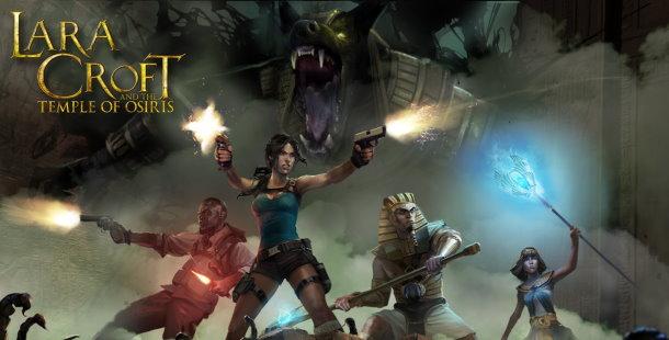 PC Games – Lara Croft und der Tempel der Osiris