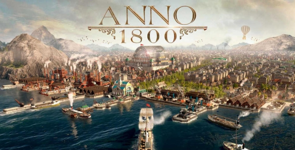 Preview Anno 1800