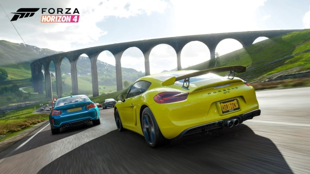 PC Games – Forza Horizon 4