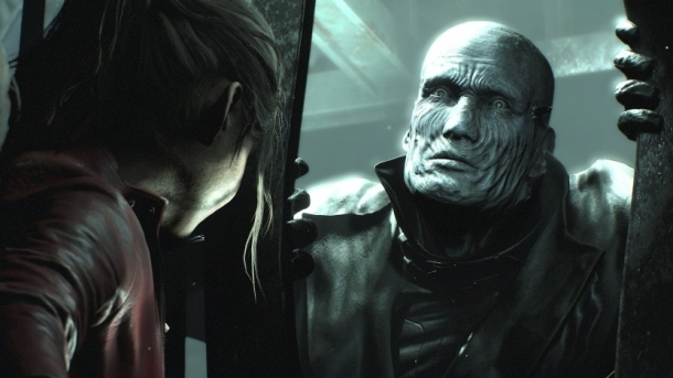 The Tyrant bei Resident Evil 2
