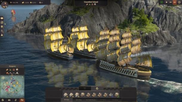 Schlacht bei Anno 1800
