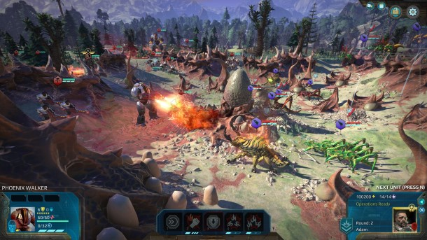 Age of Wonders: Planetfall PC Games