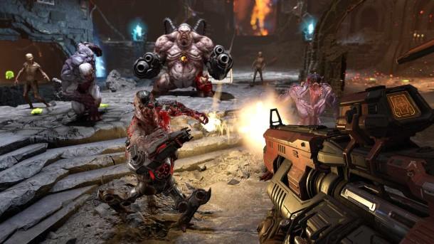 PC Spiele Test: Doom Eternal