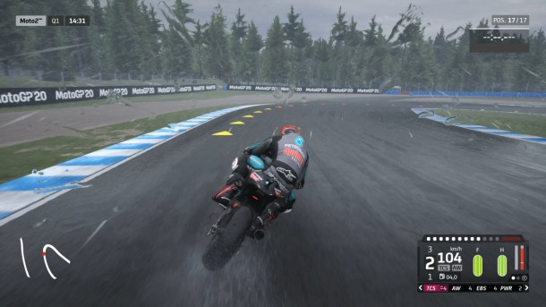 PS4 Games: MotoGP 20
