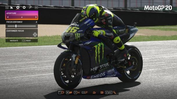 Motorrad Simulation MotoGP 20