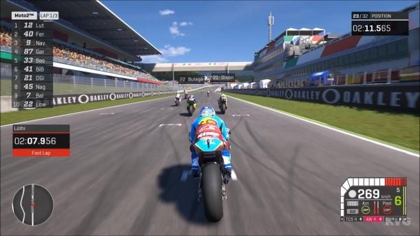 Spiele testen: MotoGP 20