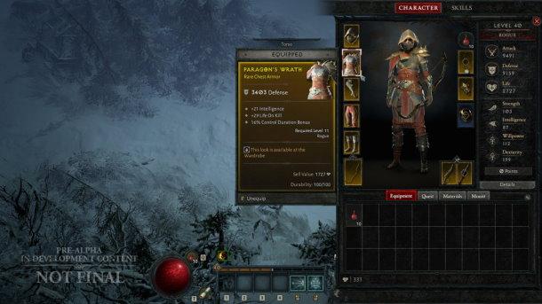 Diablo 4: Die Jägerin