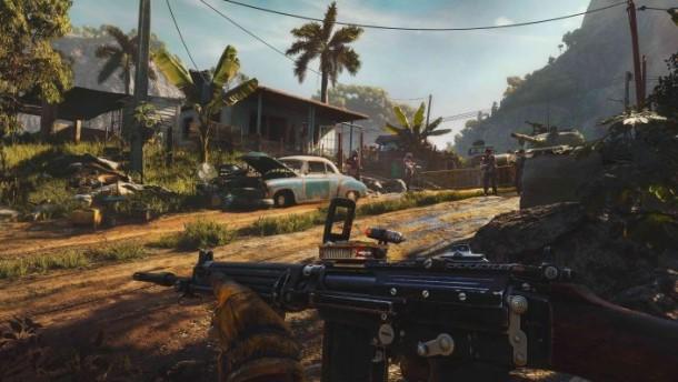 Preview von Far Cry 6