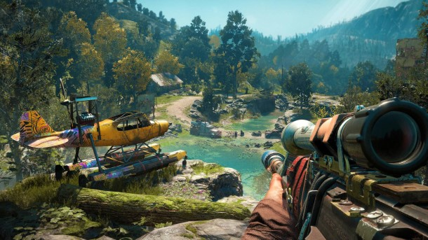Far Cry 6 Vorschau