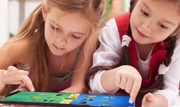 Über Lernspiele von Kindern